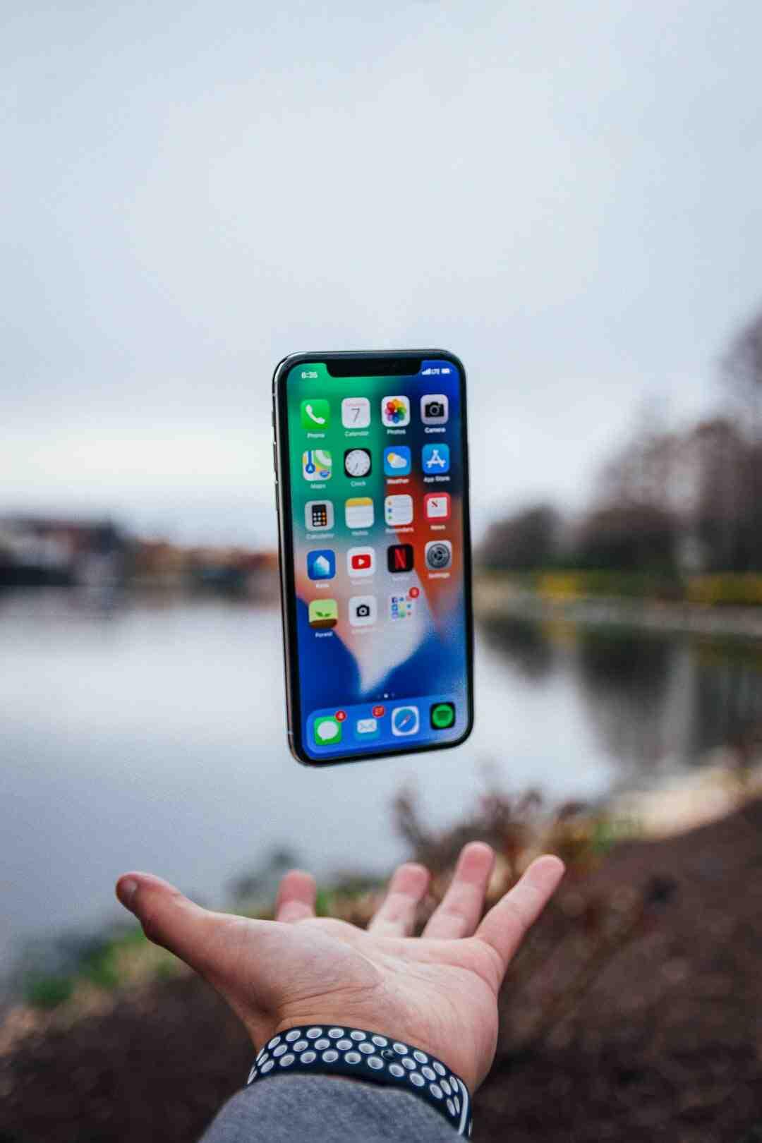 Comment Sauvegarder son iPhone sur le cloud ?