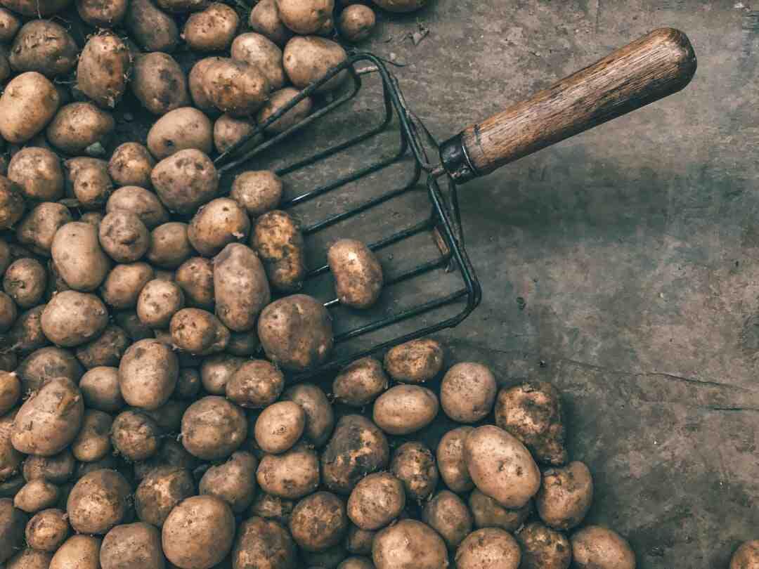 Comment peler une pomme de terre en quelques secondes ?