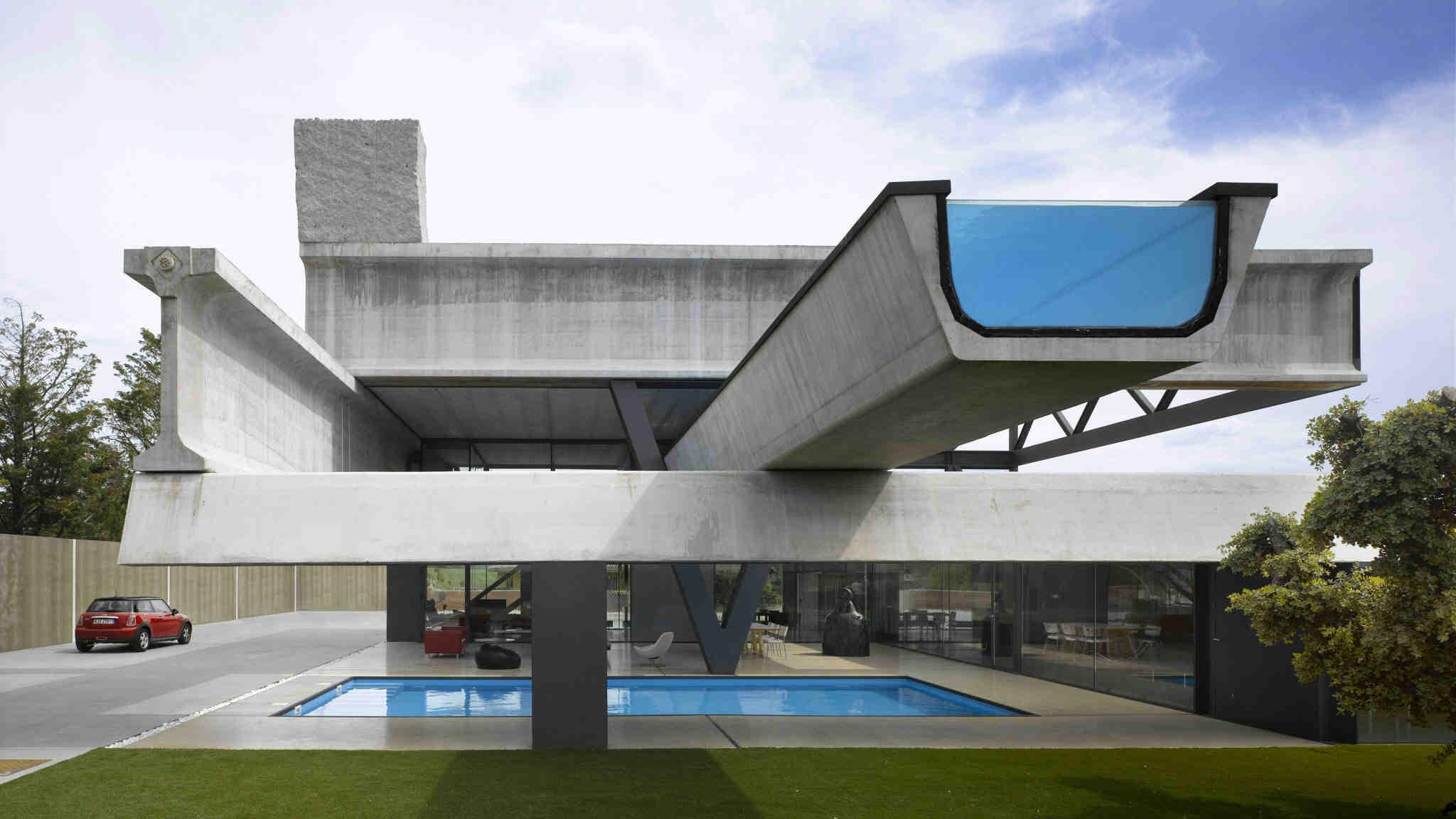 Qui a inventé l'architecture moderne ?